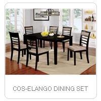 COS-ELANGO DINING SET